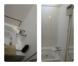 Bathroom repairs - B & A