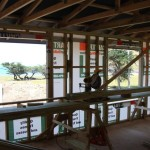 Te Oka Bay Under Construction