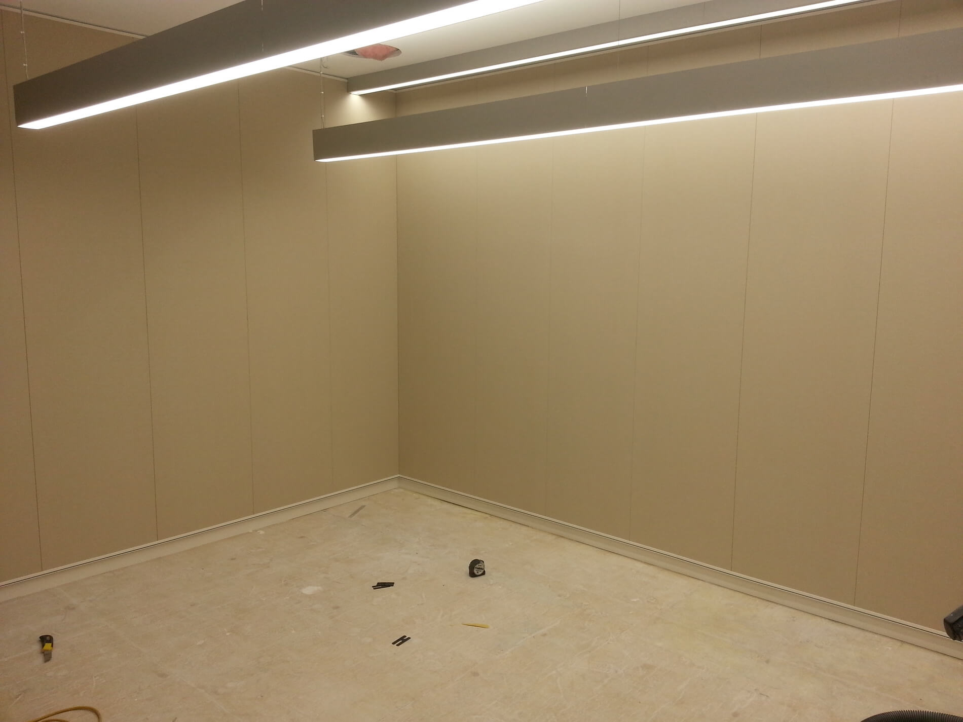 Sound Proofed Media Room