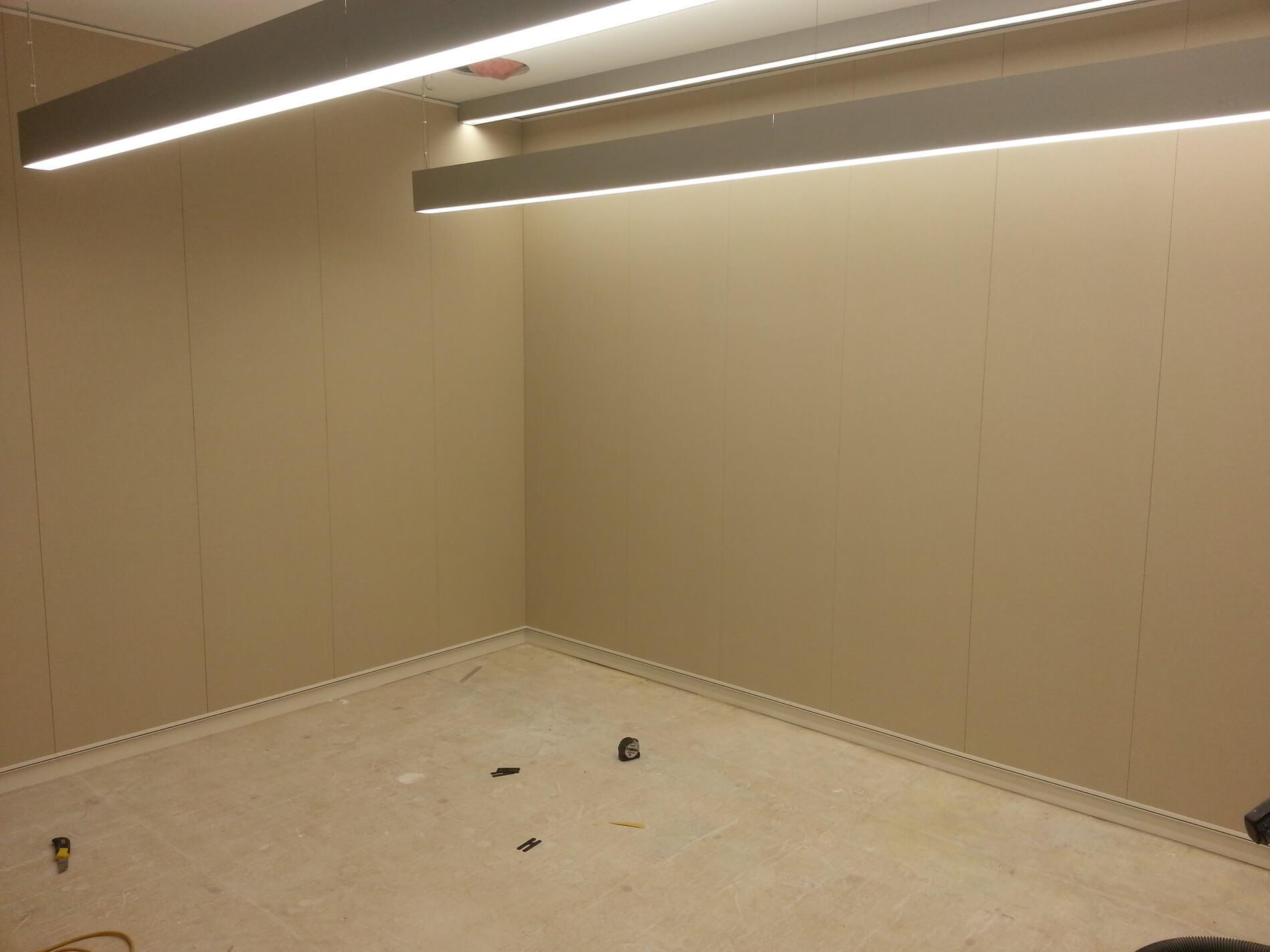 Sound Proofed Media Room