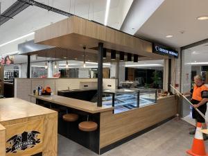 Merivale Cafe