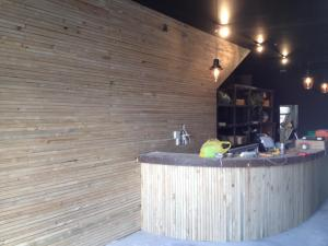 inner city bar fit out