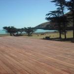 Te Oka Bay Deck & View